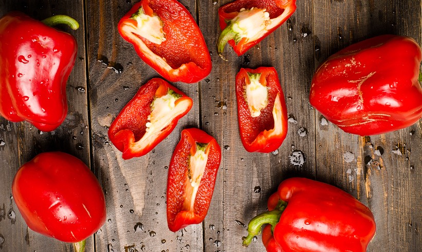 Paprika – niskokalorična kraljica salata