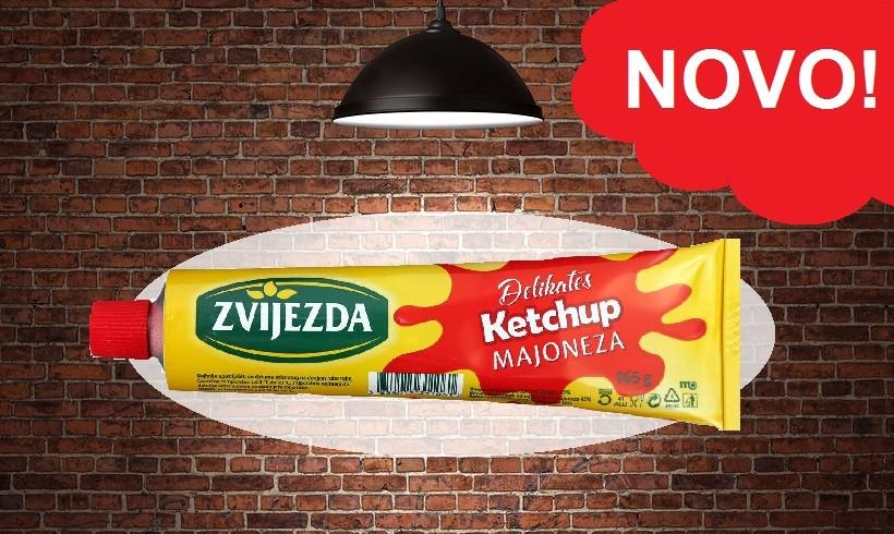 NOVO – Zvijezda Ketchup & Majoneza!
