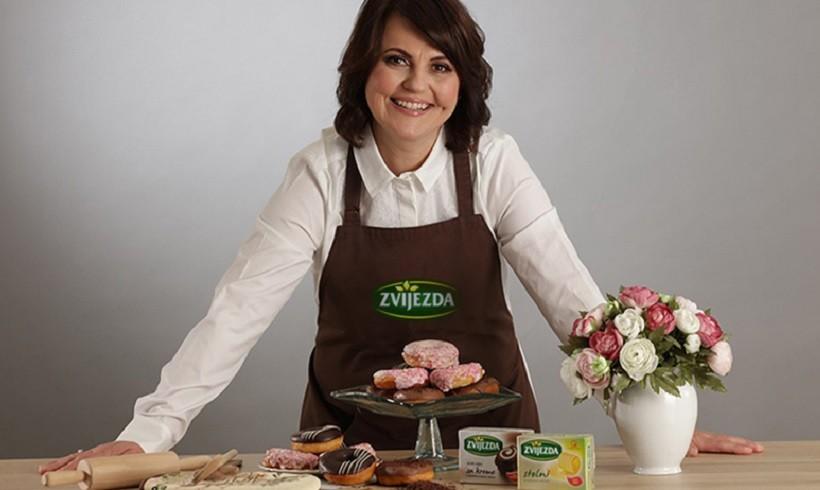 Pecite uživo vrhunske slastice uz Mirjanu Špoljar!