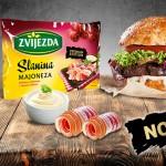 Neodoljivo slasna – nova Zvijezda majoneza slanina!