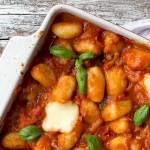 Recept by Domaćica: Njoki Caprese