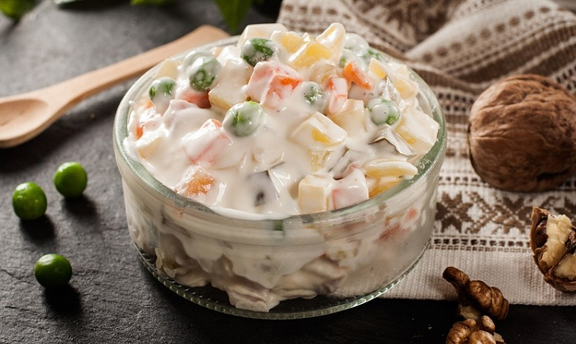 Zašto se francuska salata tako zove ako nije iz Francuske?