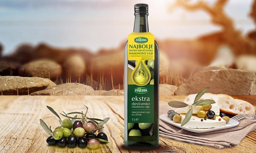 Ocijenili maslinari: Zvijezdino ekstra djevičansko ulje najbolje je maslinovo ulje