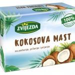 Kokosova mast- novi Zvijezda proizvod koji ćete obožavati