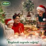 Natječaj na facebooku- Podijeli blagdansku Zvijezdu