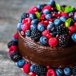 Torta od bobičastog voća