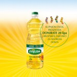 Kupnjom Zvijezdinog suncokretovog ulja pomažemo djeci sa sindromom Down