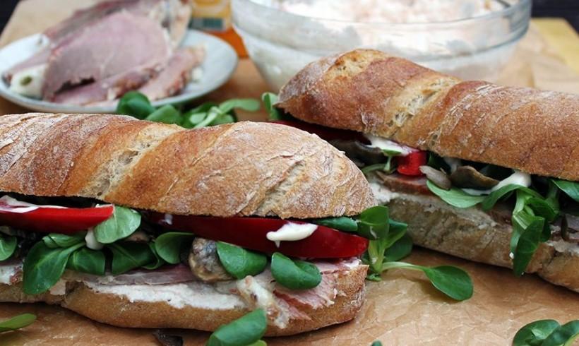 Međimurcu za v pinklec najbolji je hrvatski sendvič!