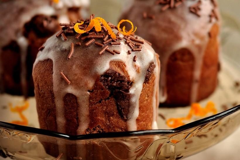 Čokoladni muffini s aromom naranče