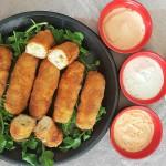 Vrlo jednostavno: Savršeno hrskavi pileći štapići sa sirom