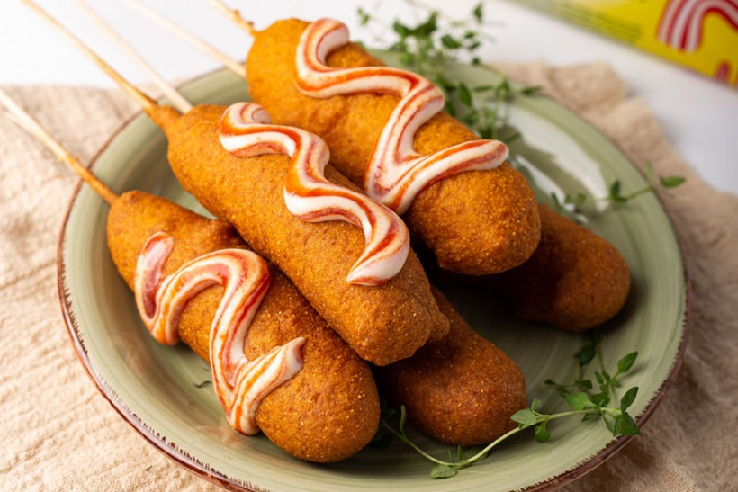 Corn Dog by Darko Kontin