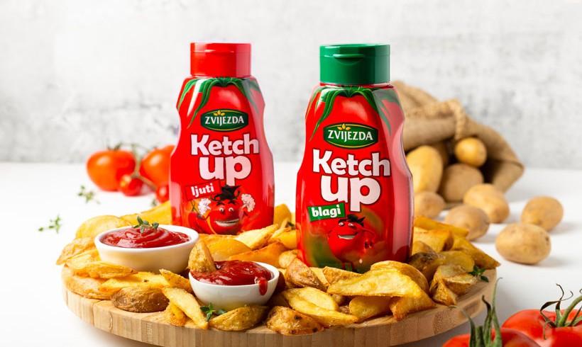 Proslavite Svjetski dan ketchupa uz Zvijezda ketchup!